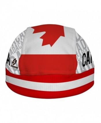 Canada Flag ScudPro Skullcap - CH120OP00TX