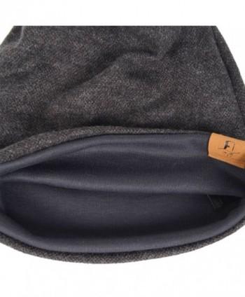 Oversize Slouch Beanie Skullcap Gray 010b in Men's Skullies & Beanies