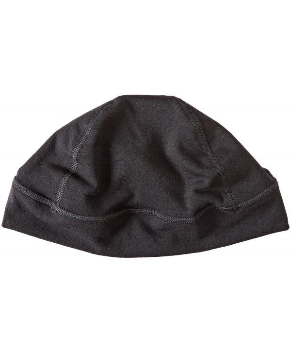 Seirus Innovation Thermax Skull Liner Fits Under Helmet - Black - C711IOMF4VD