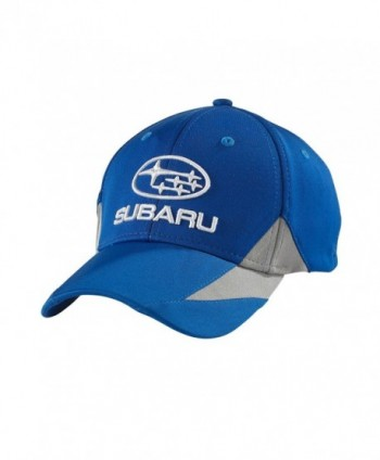 Subaru Royal Cap Hat Genuine STI Rally Racing WRX STI Impreza Forester New +Blue - CD12FJOFCKL