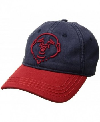 True Religion Men's Buddha Core Baseball Cap - True Navy - CW1858EG6EC