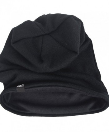 HISSHE Slouch Slouchy Beanie Oversize in Men's Skullies & Beanies