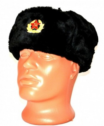 Russian Soviet Military Cossack Ushanka