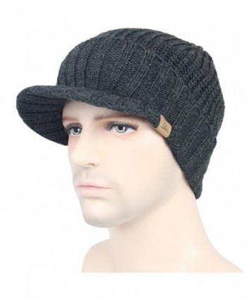 JOYEBUY Outdoor newsboy Winter Beanie