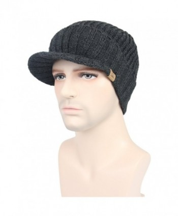 JOYEBUY Outdoor newsboy Winter Beanie in Men's Skullies & Beanies