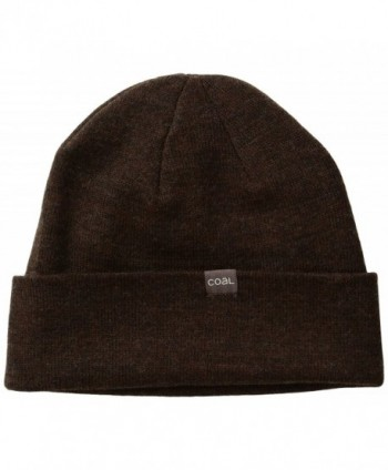 Coal Men's The Mesa Beanie - Brown - CP120R1AC55