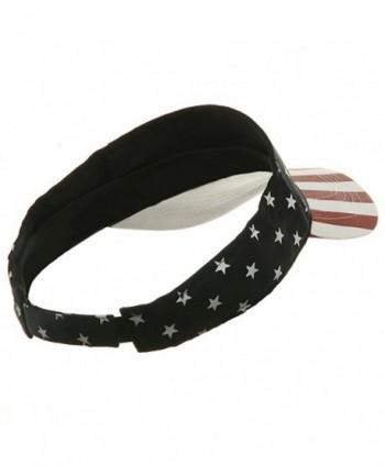 Flag Visor USA Star Stripe OSFM in Men's Baseball Caps