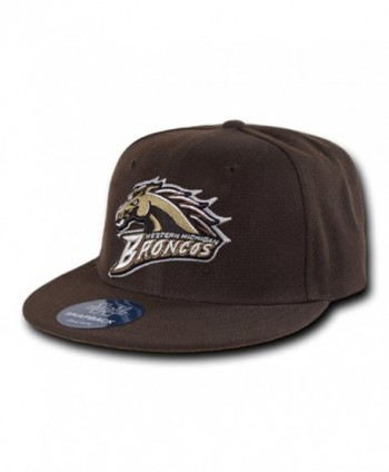 W Republic Apparel Freshman Fitted (WMU) - Brown - CP12GP317CH