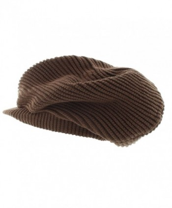 Milani Slouchy Rasta Inspired Woven in Men's Skullies & Beanies