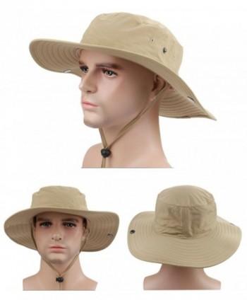 Afala Outdoor Protection Waterproof Fishing in Men's Sun Hats