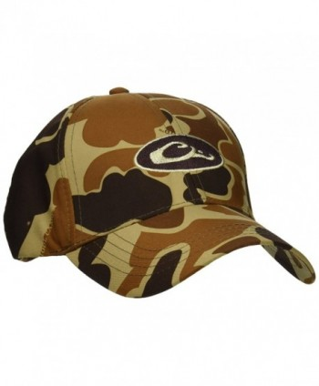 Drake Waterfowl Waterproof Cap (Old School) - CC113IKWU45