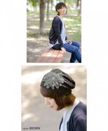 Casualbox Womens Slouchy Fashion Elegant in Men's Skullies & Beanies