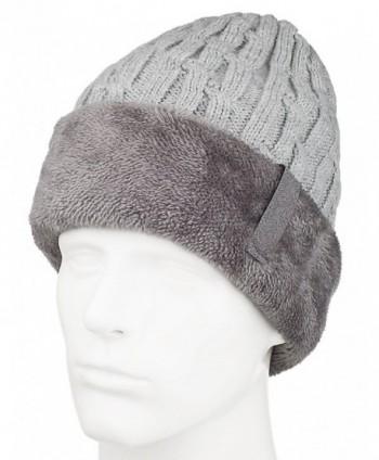 Spikerking Knitting Winter Beanie Lining in Men's Skullies & Beanies