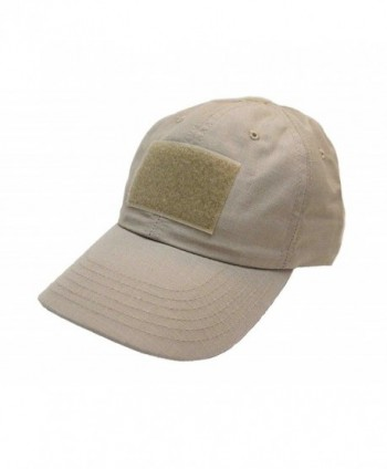 Hank's Surplus Made in the USA MultiCam Kryptek Tactical Operator Hat Cap - Khaki Tan - C011RC7AS2P