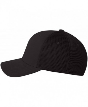 Flexfit 6533 Ultrafibre Cap - Black - CS189KNC548