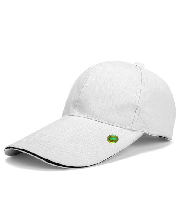 LOCOMO Men Women Plain Black Super Extra Long Bill Snapback Cap FFH322 - White With Stripe at Brim - C517AZRQIZN