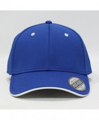 Stretchable Flipped Visor Profile Baseball