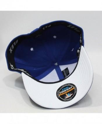 Stretchable Flipped Visor Profile Baseball in Men's Baseball Caps