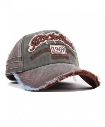 Vankerful Baseball Adjustable Snapback Embroidered in Men's Baseball Caps
