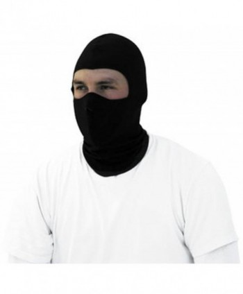 Zan headgear Coolmax Balaclava with Neoprene Black Face Mask - CF114AGXBEN