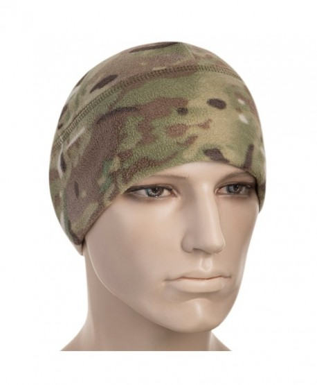 M-Tac Winter Hat Windproof Fleece 295 Mesh Mens Tactical Watch Skull Cap Beanie - Camo - CF187RD4HCO