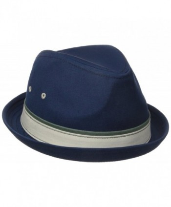 Goorin Bros. Men's Sea Street Fedora - Navy - CN128VTT8YH