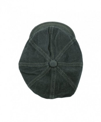 Morehats Womens Unisex Packable Newsboy in Men's Newsboy Caps