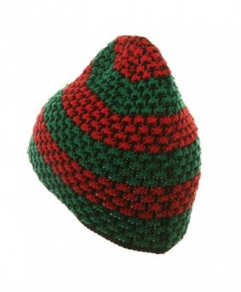 Rasta NYE Hand Crocheted Beanies