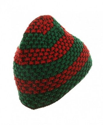 Rasta NYE Hand Crocheted Beanies in Men's Skullies & Beanies