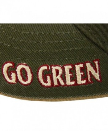 Class Stoner Marijuana Baseball Green in Men's Baseball Caps