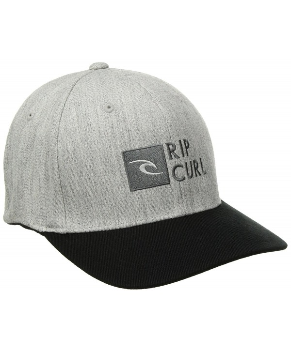 Rip Curl Men's RC Crew Flexfit - Ghe - CI17YH40DO7