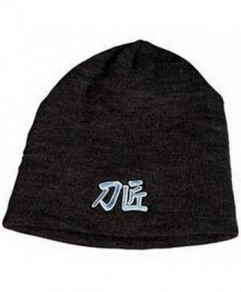 Cold Steel Knit Beanie with Black Master Bladesmith - CE111PEOI1J
