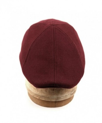 Blend Newsboy Duckbill Driving BURGUNDY