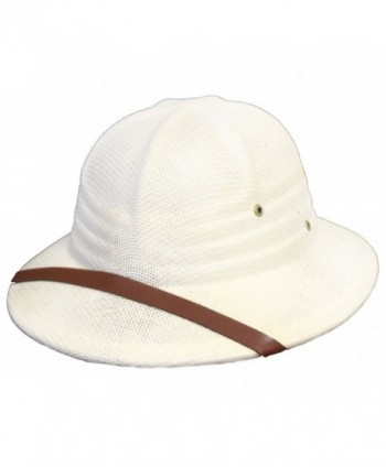 Sun Safari Pith Helmet / White / High Quality - CP113ZD3YKT