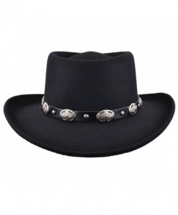 Maz Crushable Gambler Cowboy Buckle in Men's Cowboy Hats