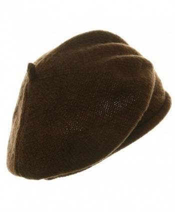 New Rasta Beanie Hat Brown in Men's Skullies & Beanies