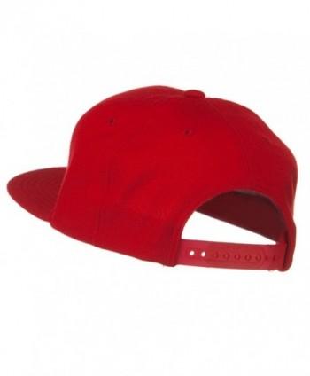 Wool Blend Prostyle Snapback Cap