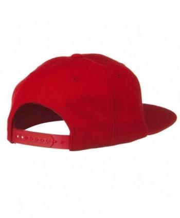 Wool Blend Prostyle Snapback Cap in Women's Baseball Caps