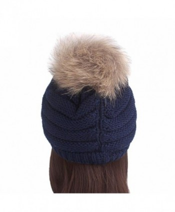 f570a4327 Brim Hat Beanie Hat Women Ladies Winter Knitting Hat Berets Turban