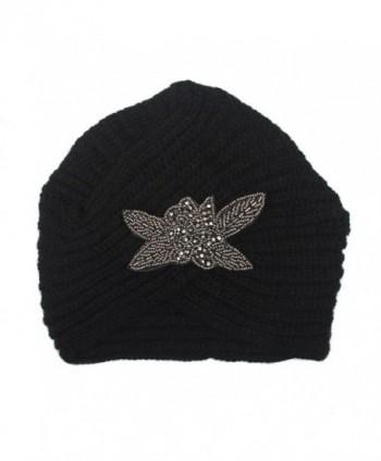 DEESEE Womens Crochet Braided Headdress