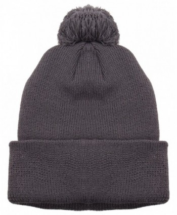 Enimay Winter Beanie Cuffed Striped