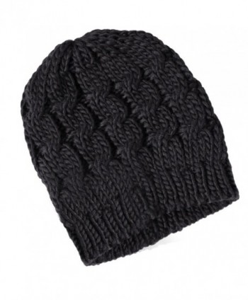 FUNOC Winter Knitted Crochet Beanie