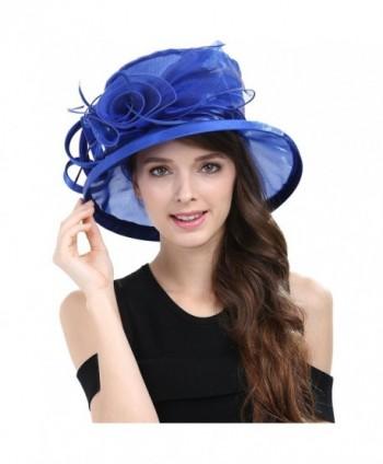 Janey Rubbins Kentucky Wedding Occasion - Blue - CX17YU3TSDX