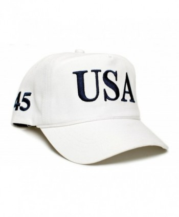 Trump America Great Again Embroidered in Men's Baseball Caps