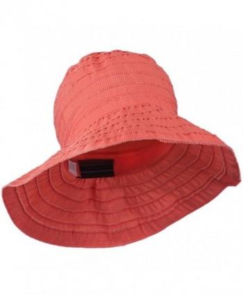 UPF Womens Polyester Bucket Shaped