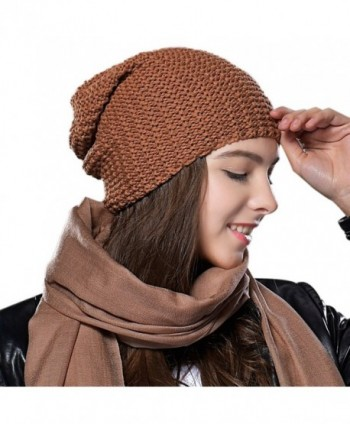 FURTALK Womens Winter Slouchy Beanie in Women's Skullies & Beanies