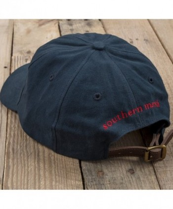 Southern Marsh Logo Black Size in Women's Baseball Caps