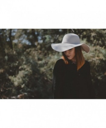 0d69a841cc3229 Available. Vintage 100% Wool Felt Large Floppy Hat Bowler Fedora with Wide  Brim and Trim -; Vintage ...