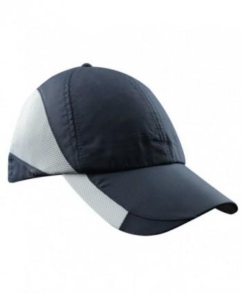 9099d783a44 Men Women Summer Mesh Snapback Running Baseball Tennis Ball Golf ...