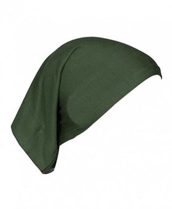Womens Muslim Islamic Cotton Headbands